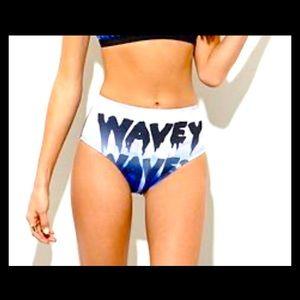 Been trill no boys allowed bikini bottom